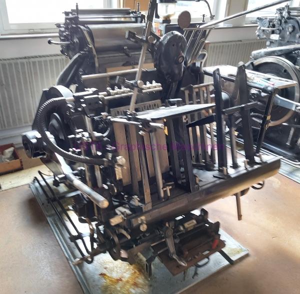 Original Heidelberger Tiegel - A4 - 26x38